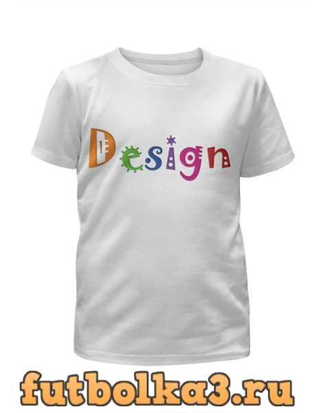 Футболка для девочек Гуру Дизайна
