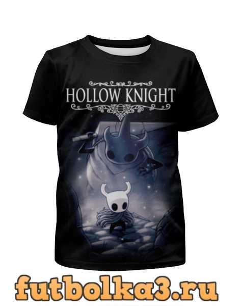Футболка для девочек Hollow Knight