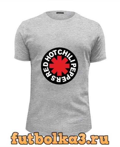 Футболка Для фаната Red Hot Chili Peppers мужская