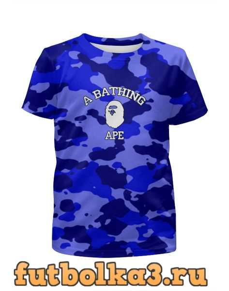 Футболка для мальчиков A Bathing Ape