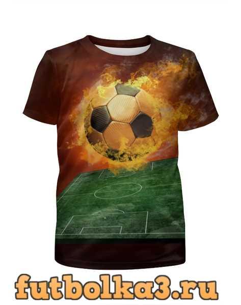 Футболка для мальчиков Футбол