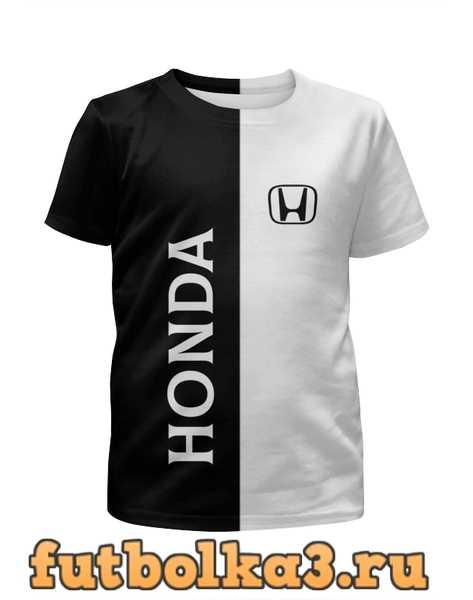 Футболка для мальчиков Honda