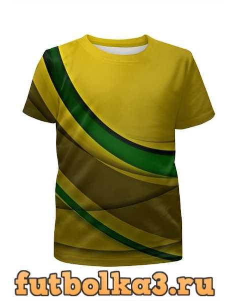 Футболка для мальчиков Линии