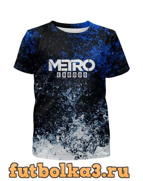 Футболка для мальчиков Metro