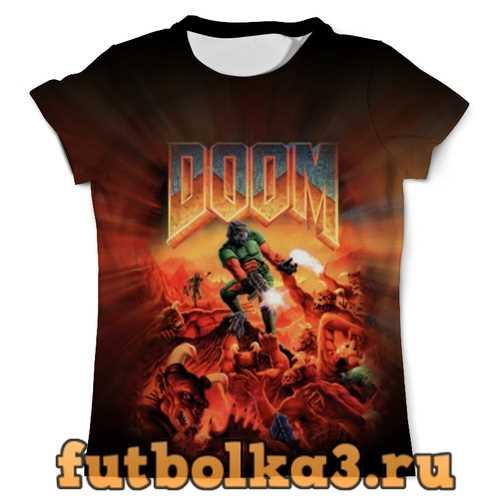 Футболка Doom Classic 1993 мужская