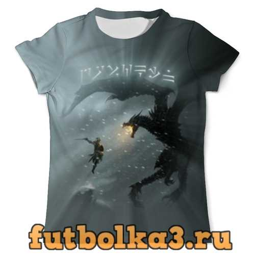 Футболка Довкиин мужская