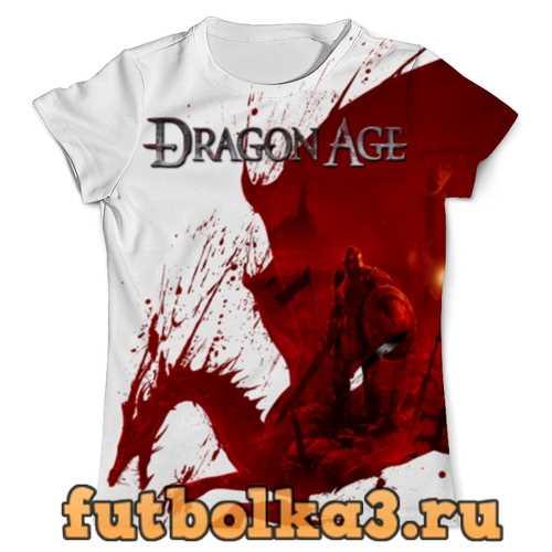 Футболка Dragon Age мужская