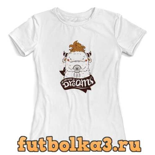 Футболка Dream женская
