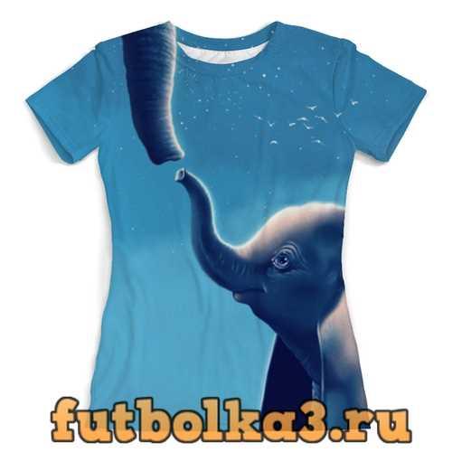 Футболка Dumbo женская