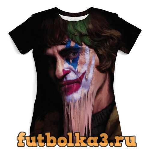 Футболка Джокер женская