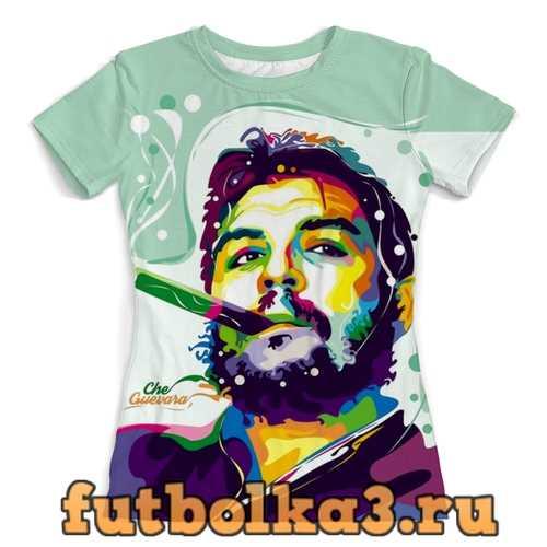 Футболка Ernesto Che Guevara женская