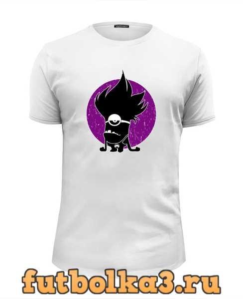 Футболка Evil Minion мужская