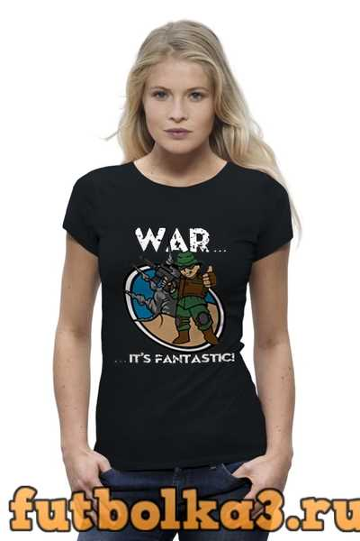 Футболка Fallout женская