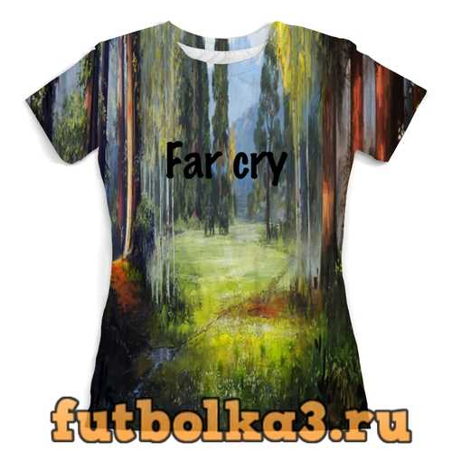 Футболка Far Cry женская