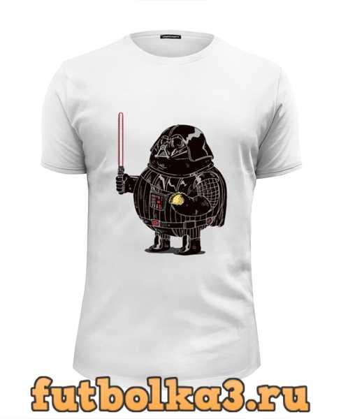 Футболка Fat Darth Vader мужская