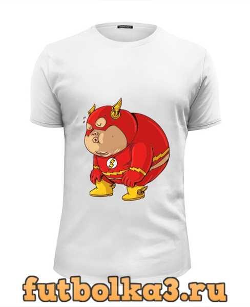 Футболка Fat Flash мужская
