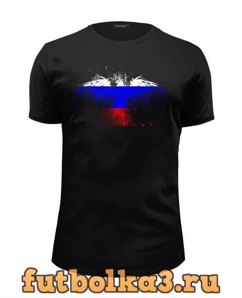 Футболка Флаг России мужская