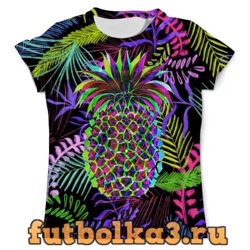 Футболка Flora Design (Ananas) мужская