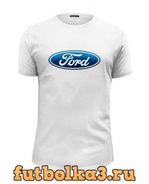 Футболка Ford мужская