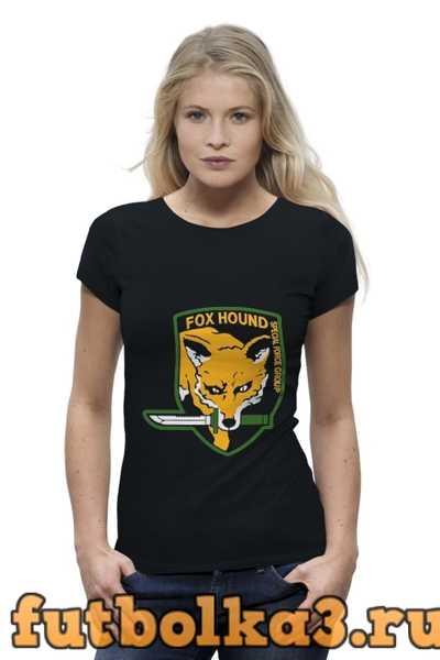 Футболка Fox Hound женская