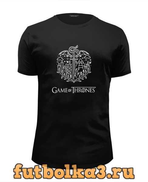 Футболка Game of Thrones мужская