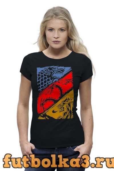 Футболка Game Of Thrones женская