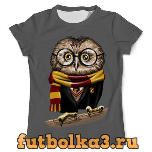 Футболка Гарри Поттер мужская