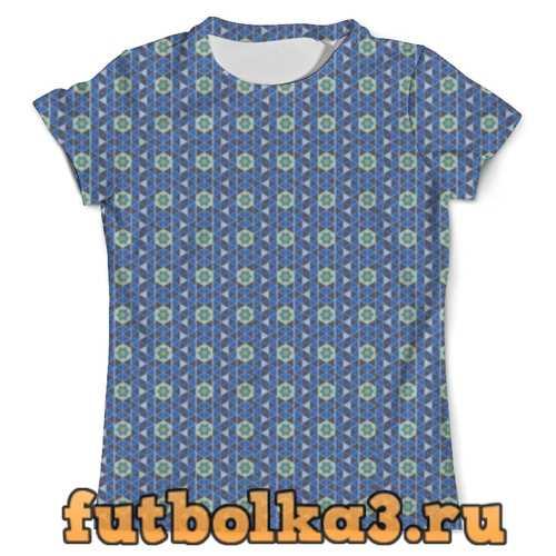 Футболка Геометрический орнамент мужская