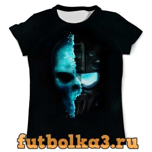 Футболка Ghost Recon мужская