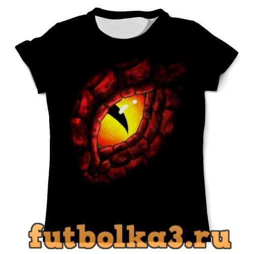 Футболка Глаз Дракона мужская