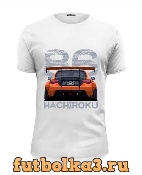 Футболка Hachiroku мужская