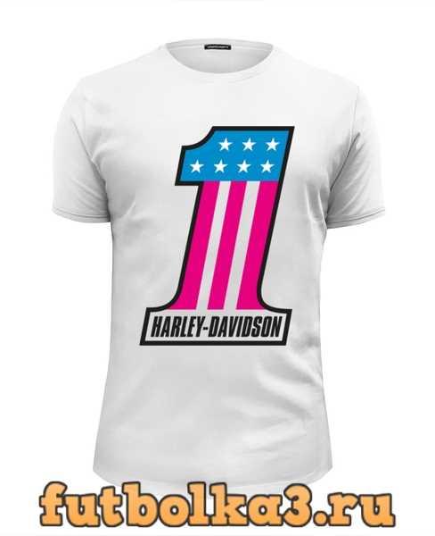 Футболка Harley-Davidson (Харлей-Дэвидсон) мужская