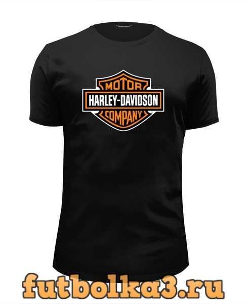 Футболка Harley-Davidson / Харлей мужская