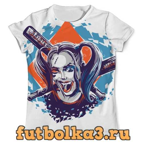 Футболка Harley Quinn мужская