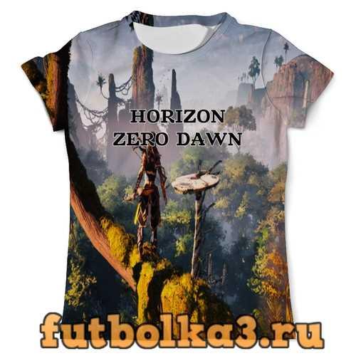 Футболка Horizon Zero Dawn мужская