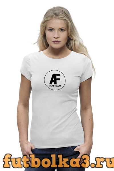 Футболка IAFTeam_women женская