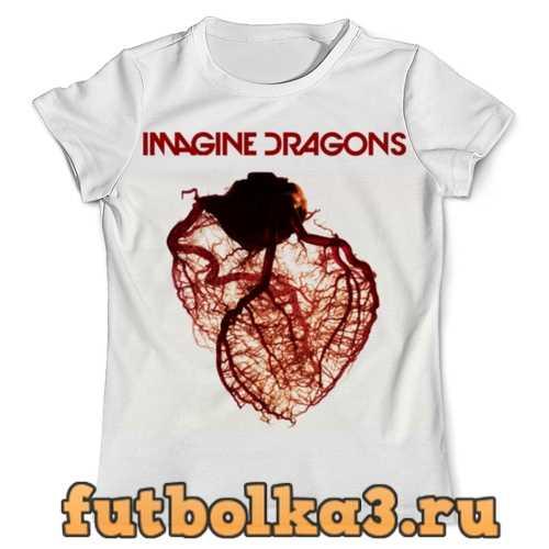 Футболка Imagine Dragons мужская