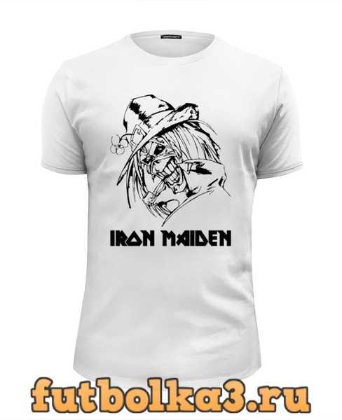 Футболка Iron Maiden мужская