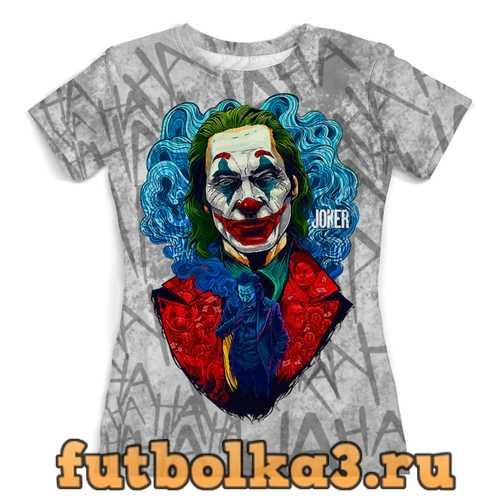 Футболка JOKER 2019 женская