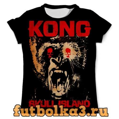 Футболка KONG Skull Island мужская