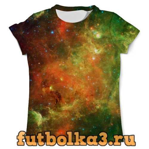 Футболка Космос мужская