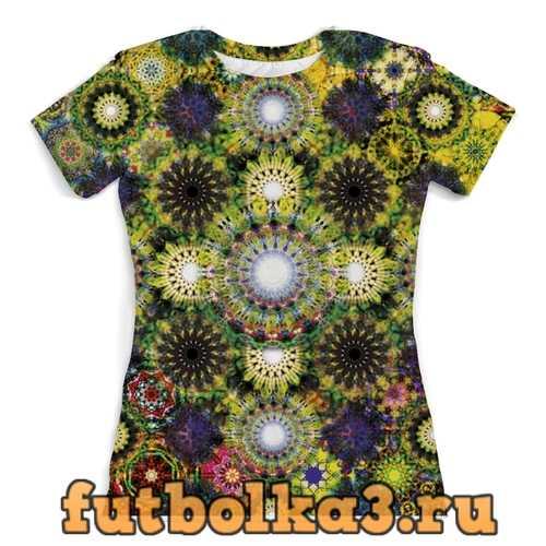 Футболка КосмоСкоп25 женская