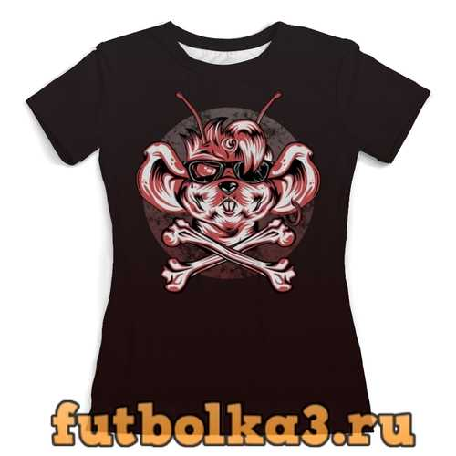 Футболка Крысенок женская