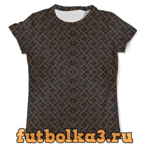 Футболка Лабиринт мужская