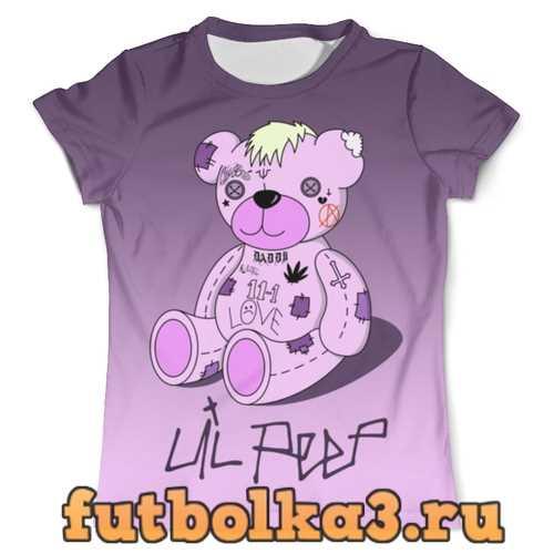 Футболка Lil Peep мужская
