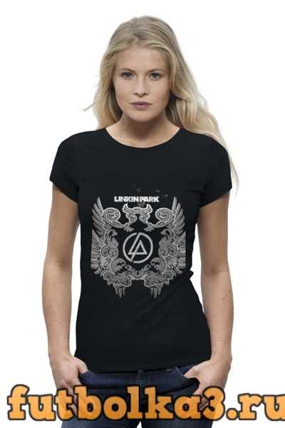 Футболка Linkin Park - logo женская