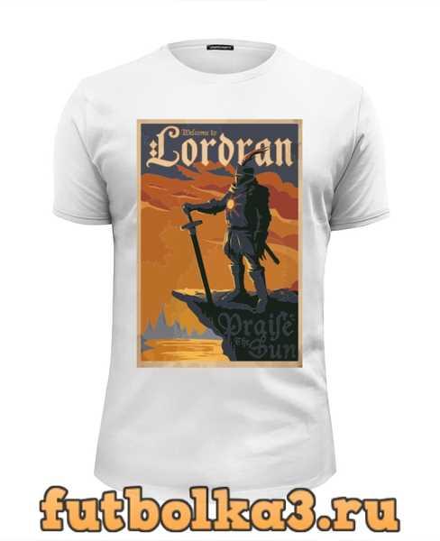 Футболка Lordran Poster мужская