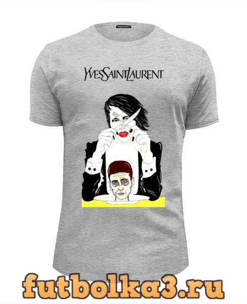 Футболка Marilyn Manson мужская