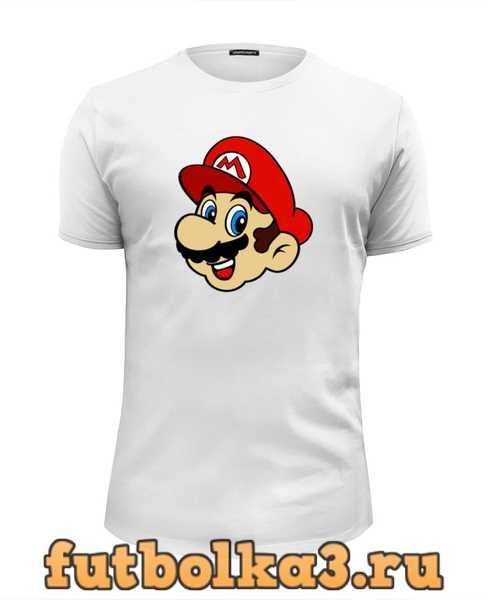 Футболка Марио (Mario) мужская