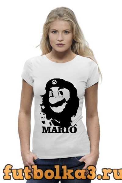 Футболка Mario x Che женская